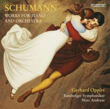 Robert Schumann (1810-1856): Werke für Klavier & Orchester, SACD