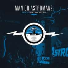 Man Or Astro-Man?: Live At Third Man Records, LP