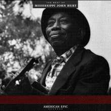 Mississippi John Hurt: American Epic: The Best Of Mississippi John Hurt (180g), LP