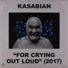 Kasabian: For Crying Out Loud, LP