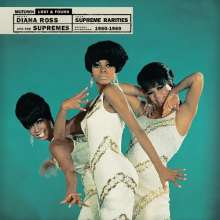 The Supremes: Supreme Rarities: Motown Lost & Found Recordings (Box-Set), 4 LPs