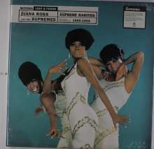 Diana Ross & The Supremes: Supreme Rarities: Motown Lost & Found, 4 LPs