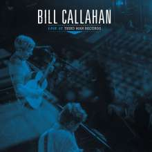 Bill Callahan: Live At Third Man Records, LP
