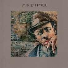 John Lee Hooker: Detroit And Beyond Vol. 1, 2 LPs