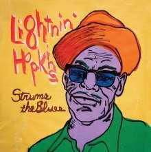 Sam Lightnin' Hopkins: Strums The Blues (remastered), LP