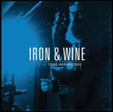 Iron And Wine: Live At Third Man Records, LP