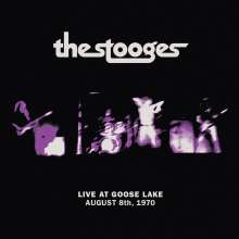 The Stooges: Live At Goose Lake: August 8th 1970, LP