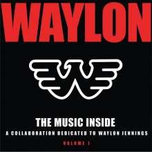 Waylon:The Music Inside Vol. 1, CD