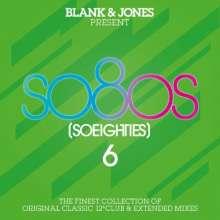 Blank & Jones: Present: So80s 6 (So Eighties), 3 CDs