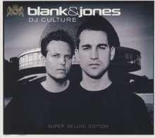 Blank & Jones: DJ Culture (Super Deluxe Edition), 3 CDs