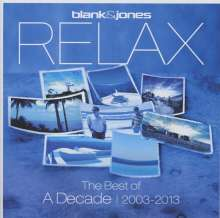 Blank & Jones: Relax: The Best Of A Decade, 2 CDs