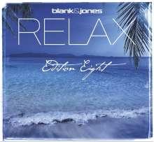 Blank & Jones: Relax Edition Eight, 2 CDs