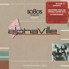 Alphaville: So8os Presents Alphaville - Curated By Blank & Jones, 2 CDs