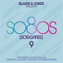Blank & Jones: Present: So80s 9 (So Eighties), 3 CDs