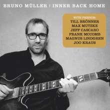 Bruno Müller (geb. 1969): Inner Back Home, CD