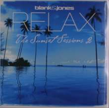 Blank & Jones: Relax - The Sunset Sessions 2 (White Vinyl), LP