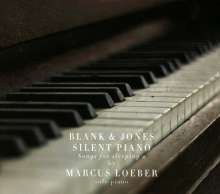 Blank & Jones: Silent Piano - Songs For Sleeping 2 (Marcus Loeber), CD