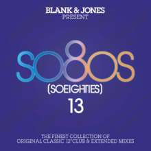 Blank & Jones: Present So80s (So Eighties) 13, 2 CDs