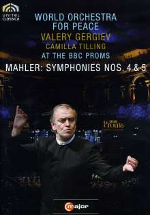 Valery Gergiev & Camilla Tilling At The BBC Proms, DVD
