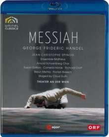 Georg Friedrich Händel (1685-1759): Der Messias, Blu-ray Disc