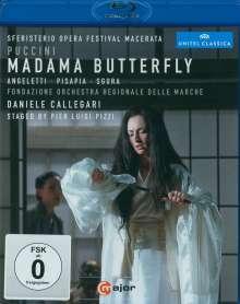 Madama Butterfly, Blu-ray Disc
