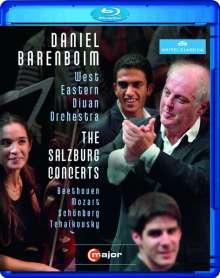 Daniel Barenboim & das West-Eastern Divan Orchestra, Blu-ray Disc