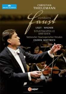"""Christian Thielemann conducts """"Faust"""", DVD"""