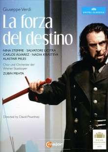Giuseppe Verdi (1813-1901): La Forza del Destino, 2 DVDs