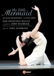 John Neumeier - Die kleine Meerjungfrau, 2 DVDs