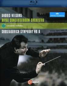 Dimitri Schostakowitsch (1906-1975): Symphonie Nr.8, Blu-ray Disc