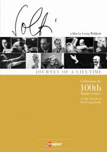 Solti - Journey Of A Lifetime (Dokumentation), DVD