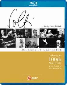 Solti - Journey Of A Lifetime (Dokumentation), Blu-ray Disc