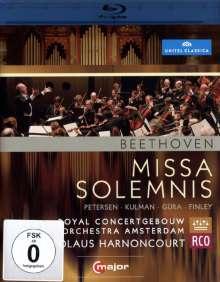 Ludwig van Beethoven (1770-1827): Missa Solemnis op.123, Blu-ray Disc