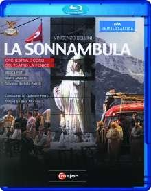 Vincenzo Bellini (1801-1835): La Sonnambula, Blu-ray Disc