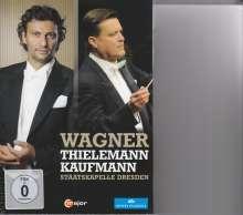 Jonas Kaufmann & Christian Thielemann - Wagner, DVD