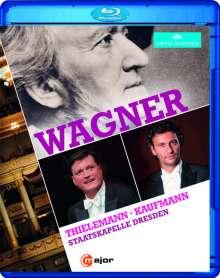 Jonas Kaufmann & Christian Thielemann - Wagner, Blu-ray Disc