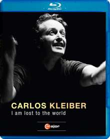 Carlos Kleiber - I am lost to the world (Dokumentation), Blu-ray Disc