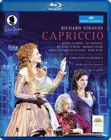 Richard Strauss (1864-1949): Capriccio, Blu-ray Disc