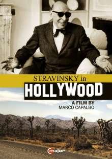 Igor Strawinsky (1882-1971): Igor Strawinsky in Hollywood (Dokumentation), DVD