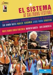 El Sistema at Salzburg Festival, DVD