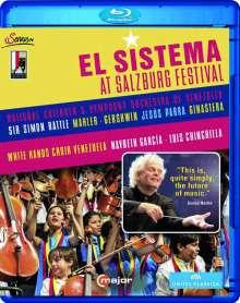 El Sistema at Salzburg Festival, Blu-ray Disc
