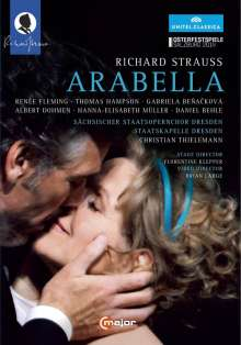 Richard Strauss (1864-1949): Arabella, 2 DVDs