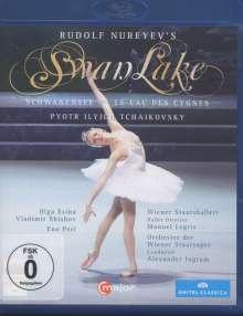 Rudolf Nureyevs Schwanensee, Blu-ray Disc