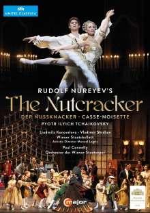 Rudolf Nureyev's der Nußknacker, DVD