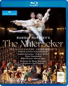 Rudolf Nureyev's der Nußknacker, Blu-ray Disc