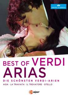 Giuseppe Verdi (1813-1901): Best of Verdi Arias, DVD