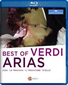 Giuseppe Verdi (1813-1901): Best of Verdi Arias, Blu-ray Disc