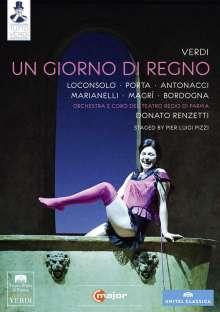Giuseppe Verdi (1813-1901): Tutto Verdi Vol.2: Un Giorno di Regno (DVD), DVD