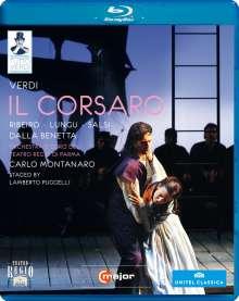 Giuseppe Verdi (1813-1901): Tutto Verdi Vol.12: Il Corsaro (Blu-ray), Blu-ray Disc