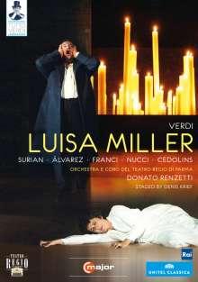 Giuseppe Verdi (1813-1901): Tutto Verdi Vol.14: Luisa Miller (DVD), DVD